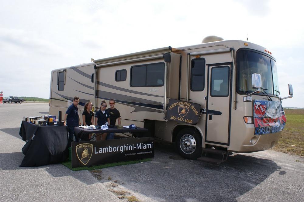 Rv Sales Of Broward And Lamborghini Miami Featured At