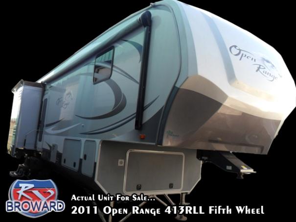 2011 Open Range Journeyor 413RLL